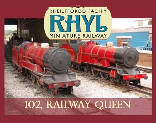 railway-queen