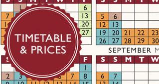 Timetables & Fares