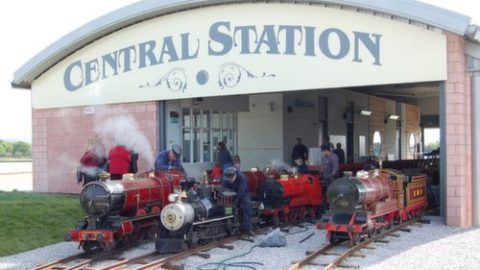 Welcome to the Rhyl Miniature Railway Blog!